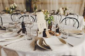 5 steps getting the perfect table setting at your wedding