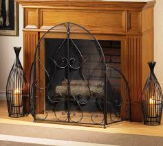 best decorative fireplace screens designs ideas u2014 luxury homes
