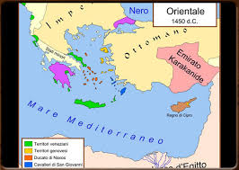 What Was The Ottoman Empire Venice And Its Lagoons The Ottoman Empire In The Mediterranean
