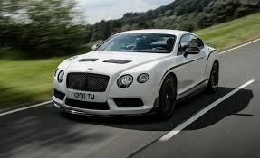 white bentley back 2015 bentley continental gt3 r first drive u2013 review u2013 car and driver