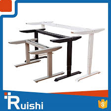 best height adjustable desk 2017 83 best ruishi height adjustable desks images on pinterest office