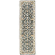 Grey Runner Rug Momeni Tudor Collection Wool Floor Runner Rug 2 3 X8 Save 49