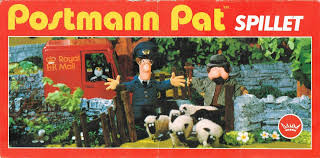 postman pat race game board game boardgamegeek
