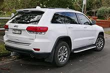 jeep suv 2016 black jeep grand cherokee wk2 wikipedia