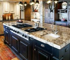 Small Kitchen Island With Sink by Rustic Kitchen Islands This Antique Island In The Kitchen Adds A