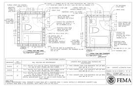 cmu floor plans my safe room alabama concrete industries association