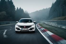 top 10 cars the 2017 honda civic type r beats on the nurburgring