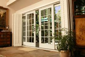Sliding Patio Door Dimensions 3 Panel Sliding Patio Door Size Sliding Doors Ideas