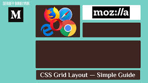grid layout guide css grid layout simple guide codeburst
