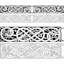 1697 best celtic designs land vikings images on
