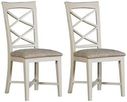 Cross Back Dining Chairs Buy Webster Padstow Painted Cross Back Dining Chair With
