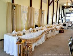 mr and mrs table decoration head wedding table rustic decorating ideas coma frique studio