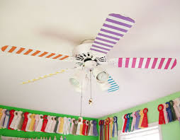 ceiling fan painting make it in my own style