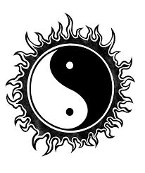 yin yang sun by wicho6000 on deviantart
