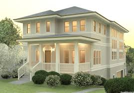 craftsman style house plans two house plan has an apartment on the bottom level and