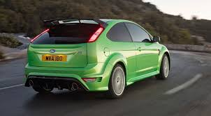 tyres ford focus price ford focus rs 2009 car test review by car magazine