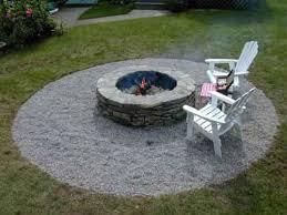Firepit Ring Pit Better Outdoor Pit Ring Kits Outdoor Pit Ring