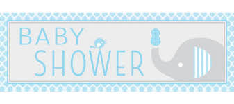 or baby shower blue baby elephant baby shower party supplies party city