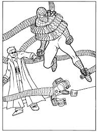 spiderman coloring pages printables coloring