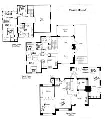 ranch house floor plan ranch house floorplan tingari ranch