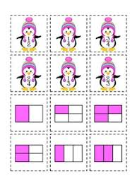 34 best kindergarten fractions images on pinterest math