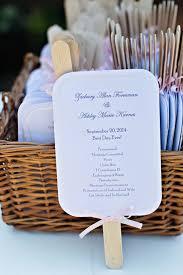Basket For Wedding Programs 118 Best Rustic Wedding Programs Images On Pinterest Rustic