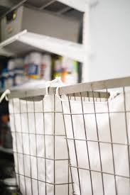 Designer Laundry Hampers by How To Organize Your Laundry Room Home With Keki