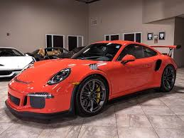 porsche 911 3 2 for sale 2016 porsche 911 2dr coupe gt3 rs coupe for sale in chicago