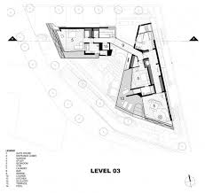 modern architecture floor plans 13 best plan section elevation images on