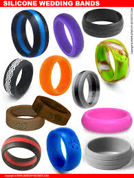 silicone wedding bands silicone wedding rings for the active lifestyle jewelry secrets