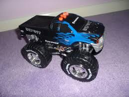 rc bigfoot monster truck firestone bigfoot 4x4 official monster truck series toy youtube
