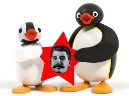 Pingu Memes - communist pingu know your meme