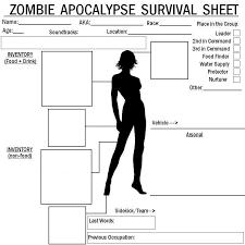 Zombie Apocalypse Meme - female zombie apocalypse meme by forsakengrave89 on deviantart