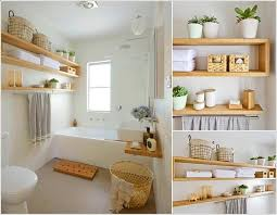 Bathroom Storage Wall Create Storage On Your Bathroom Wall