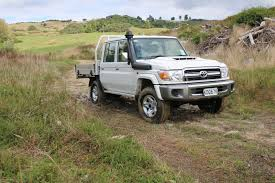 land cruiser off road toyota land cruise 70 go off road like it s 1984 road tests