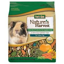 kaytee nature u0027s harvest guinea pig small animal food 4lbs target