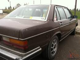 1980 audi 5000 for sale diesel 1980 audi 5000s diesel