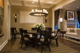 Round Dining Room Tables Round Dining Table To Decorate Your Home