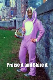 Jesus Easter Meme - top 10 best happy easter weed memes stoner easter bunny