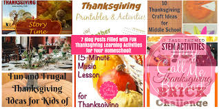 how to cultivate gratitude in your homeschool thanksgiving