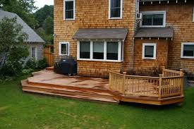 wood deck stairs designs best wood deck designs ideas and plans