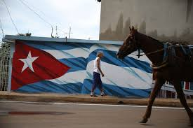 Cuban Flag Images Cubans Fear Trump To Reverse Opening Army Drills Announced
