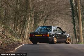 stance bmw e30 driving thrills an e30 track animal speedhunters