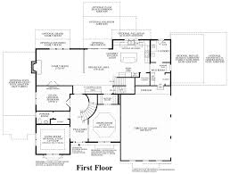 Two Family Floor Plans by The Woods Of South Barrington Estate Collection The Duke Home
