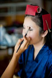 Make Up Di Bangkok bangkok thailand wedding makeup artist and hairstylist makeup artist