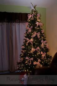 christmas tree bows christmas tree bows