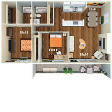 Sycamore Floor Plan 707 Leahy Apartments Redwood City Ca Available Apartments