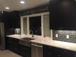 Under Cabinet Microwave Reviews by Customer Review Of Black Cabinets Looking Great