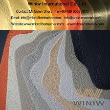 Microfiber Fabric Upholstery High Quality Synthetic Microfiber Leather Fabric Upholstery