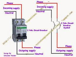 how to wire a double pole circuit breaker electrical online 4u